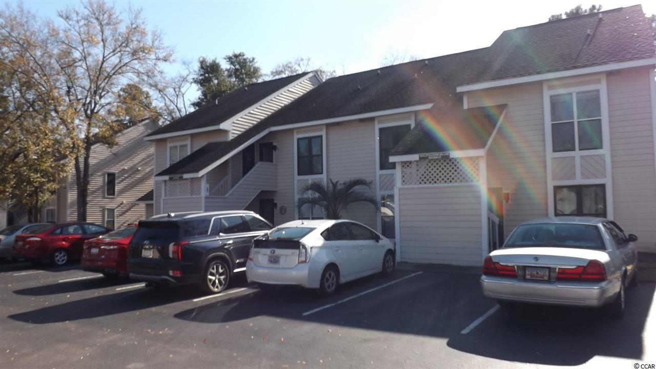 Beautiful one bedroom ground floor condo at Little River Inn. The condo offers a spacious living area along with a screened in back porch with lots of privacy. There is a large owners closet off the living area for easy storage. The kitchen has been completely updated with a new dishwasher, refrigerator, and cabinets. The flat top stove has a new microwave above it. The kitchen comes with a breakfast bar, pantry and an adjacent dining area. The HVAC unit is one year old and the hot water heater is 3 years old. The owner has had all the ducts cleaned and inspected. All warranties are still active on all new appliances and HVAC/Water Heater. The unit is only 50 yards from the pool and jacuzzi. Little River Inn has 2 pools, a jacuzzi, tennis courts and an on site trash bin for all residents. The community is only a 5 minute ride to the beaches and is close to all major shopping and entertainment venues..