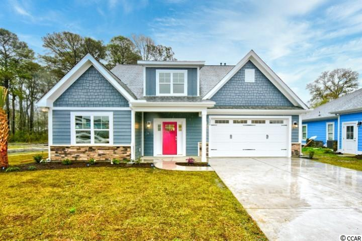 Diamond A Model new construction 4br/3.5ba 2 story home with 2 car garage in Robber's Roost!  This great floor plan with 3,208 Htd Sqft. features Master Suite, kitchen, living room with fireplace, formal dining, laundry room, sun room, 1/2 bath and a 2nd bedroom with a full bath on first floor, 2 bedrooms, a media room, storage and a full bath on 2nd floor and front & rear covered porches!  Energy savings features include Low E windows, 14 Sear HVAC, Digital WiFi Programmable Thermostats, Tankless Gas Hot Water Heater & 200 Amp electrical service, security system with keyless entry. Too much to mention so come see for yourself! Additionally, Robber's Roost at North Myrtle Beach is a natural gas community east of Hwy 17 with a community pool coming for the 2021 swimming season & is located within walking, bicycle or golf cart distance to Tilghman Beach, the beautiful Atlantic Ocean w/ 60 miles of white sandy beaches and is close to Coastal North Town Center (shopping, dining, beauty, pets), Shag dance capital Main St., golf, boating/fishing in the ICW, entertainment and all the amenities of living in Coastal South Carolina. Whether a primary residence or your vacation get-a-way, don't miss ~ come live the dream!