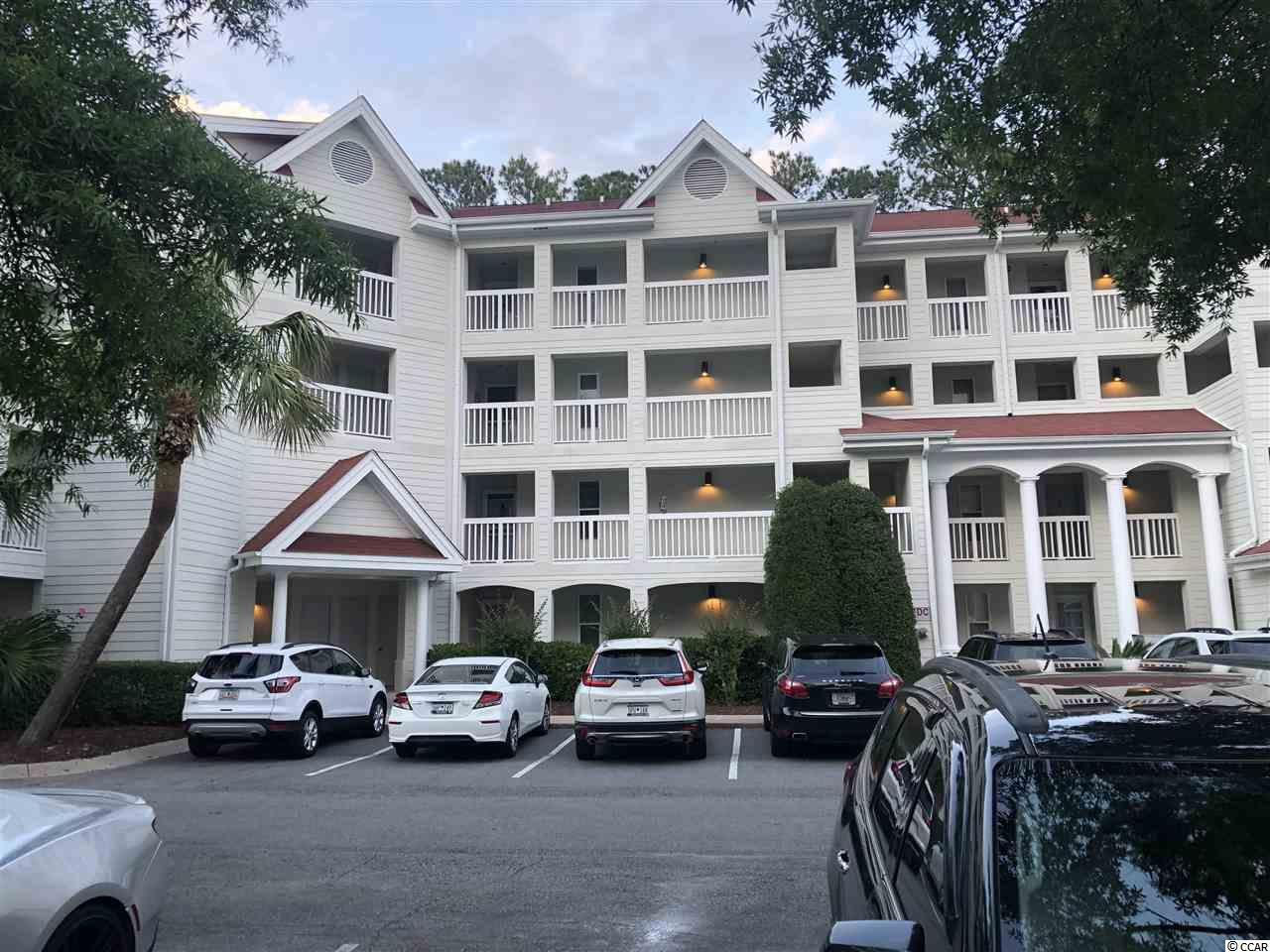 2 BD/ 2BA condo located in the heart of East Port Golf and Waterway Community on the 4th floor of an elevator building. New HVAC, paint, water heater and shut off valves to water heater and main valves installed in 2019. Stainless steel appliances in the kitchen. There is a screen porch that can be accessed from the Master Bedroom or the Living Room area. This unit would be great as permanent residence or a 2nd home. Conveniently located in the heart of Little River and close to golf, restaurants and shopping.