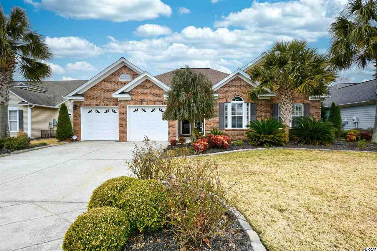 This custom-built home is a must see!  The beautiful attention to every detail is what this Barefoot Resort home offers! From the open large space, trayed ceilings to the amazing backyard haven complete with spectacular  new (2020) hot tub and built-in brick grille.  HVAC and air handler are new (late 2019), all stainless steel appliances, custom kitchen cabinets with dovetail drawers that are self-closing, all bedroom closets with custom built-in drawers and shelving, gas hot water heater and fireplace, new roof in 2019, new sprinkler system for yard in installed in 2020. Come and enjoy all of the amenities of living in Barefoot Resort, four championship golf courses, residential club house and large pool on the intercoastal waterway, new beach cabana being built, private beach parking for owners. You will enjoy the new dining, shopping, attractions and entertainment that Barefoot Landing offers as well. Be ready to make an offer right away, this one will go fast!
