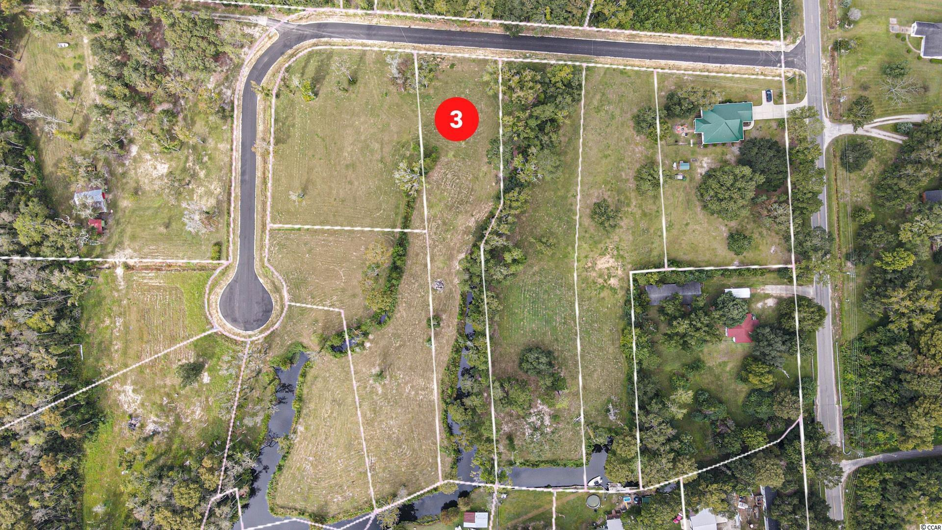 DON'T MISS OUT ON THIS INCREDIBLE OPPORTUNITY! This lot is OVER 1 FULL ACRE OF LAND in an INTRACOASTAL WATERWAY COMMUNITY! This lot gives you the opportunity to build your dream home! Being in such a great location, you are only minutes to the beach, Market Commons, Coastal Grand Mall, Broadway at the beach, delicious restaurants, shops, and so much more! Being in this Intracoastal Waterway community of Peachtree Estates, you can enjoy all the water activities just walking distance from your home perfect for all the summertime fun! Book your showing today!