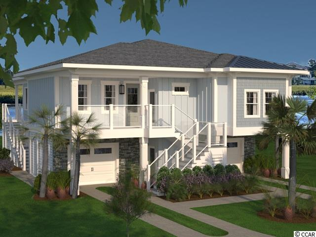 Brand New Gated Development In Cherry Grove Beach!!! - 100 year old live oak trees throughout - 1/4 mile of marsh front - Less than a mile to beach (walk or golf cart back and forth) - Natural Gas Community - Cherry Grove Beach voted #1 beach in SC and #11 in United States - Nature and walking trail around green space with lighted walkways  - Clubhouse and pool overlooking the marsh with meeting room, fireplace, full kitchen, workout center, pool, marsh walk, and sunrise gazebo. - private kayak launch for residents - Gated community. HOA INCLUDES LAWN MAINTENANCE.