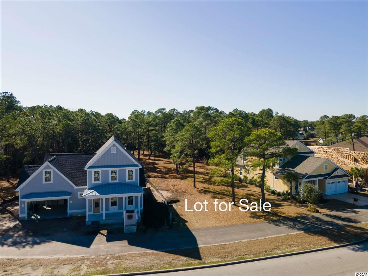 LOWEST priced lot in the highly sought after Waterbridge community in Carolina Forest. Buy now with no timeframe to build your dream home. Waterbridge has one of the best resort like amenities center around with large pools, fitness center, basketball courts, swim up refreshment bar, volleyball court and more!. The community also has a onsite storage area for boats and Rvs. Book your showing today as you will not be disappointed!.