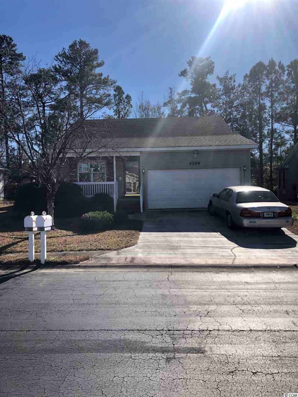 This home is in a convenient location just minutes to the marsh walk and restaurants. Cute home in Inlet Estates 2 bedroom 2 bath nice porches, large patio with arbor. 2 car garage.