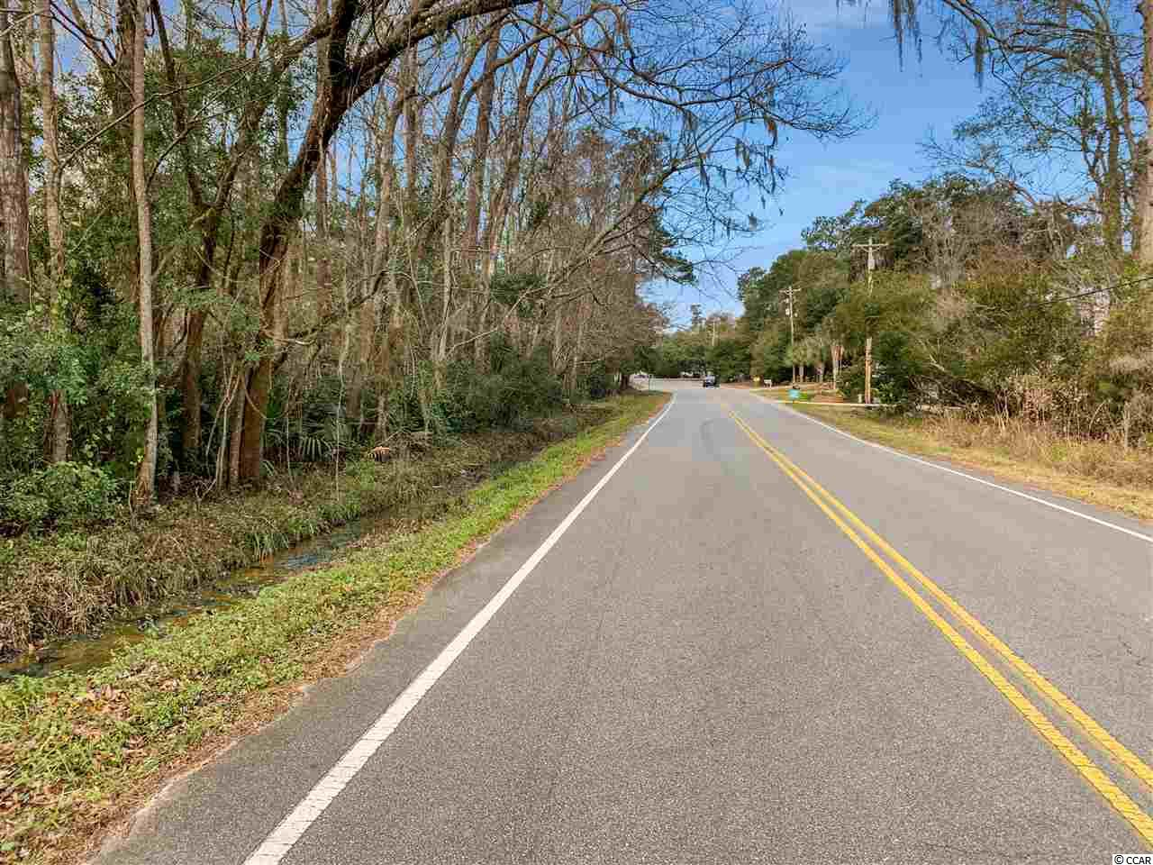 Looking for that piece of paradise that is just a short bike ride to Pawleys Beaches? This lot is almost half an acre and sits high and dry. Whether you're looking to stroll on the beach, crab in the creek, or bike the neck, this lot is in a great location giving you so many options.