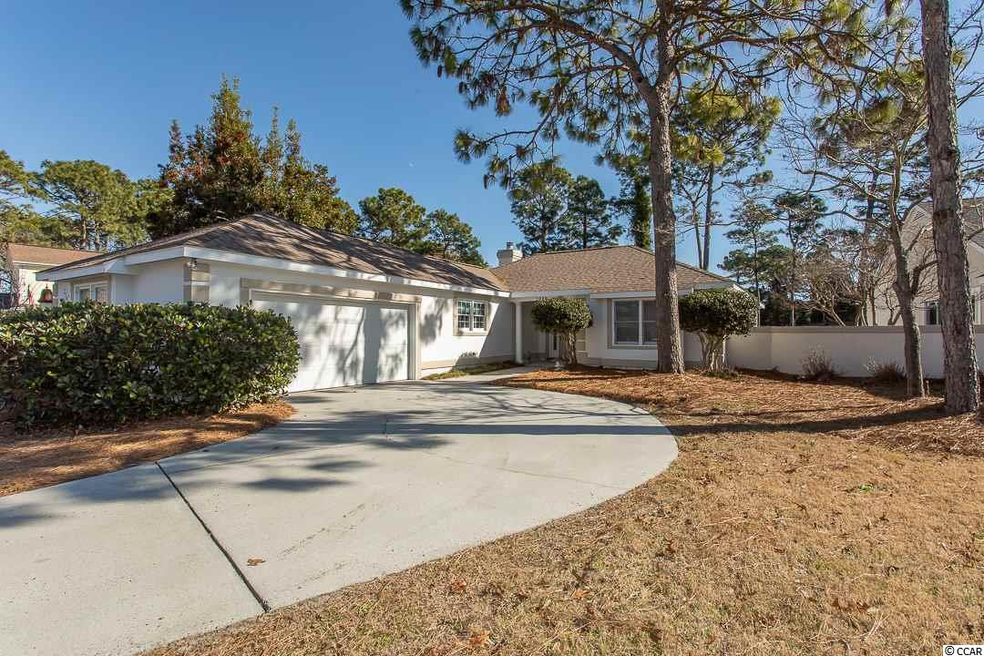 WOW! Here is your chance to get into the highly desirable gated community of Prestwick. This lovely home features 3 bedrooms and 2 baths along with a 2 car attached garage. Located on the golf course in the desirable gated community of Prestwick.