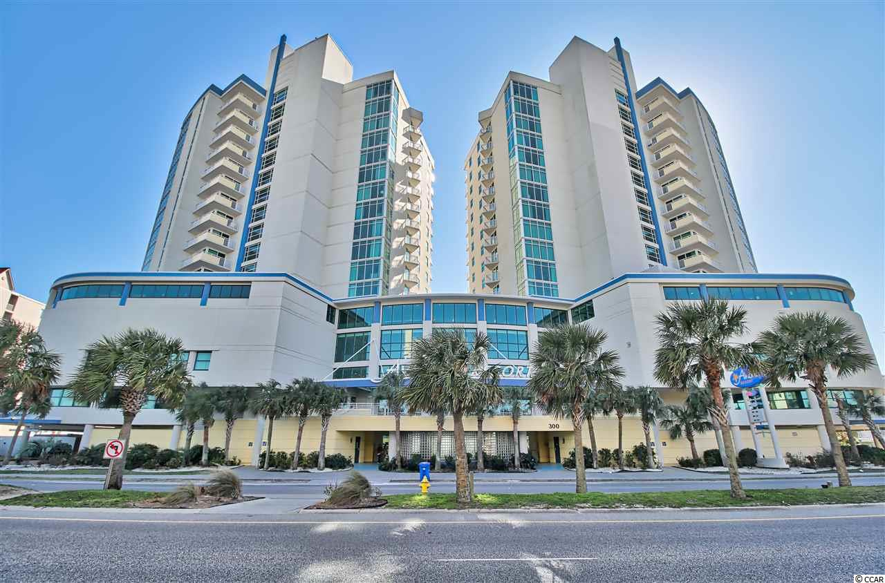 Beautiful oceanview front 1 Bedroom 1 bath with murphy bed at Avista Resort walking distance to Main street to walk to restaurants and shops. Great unit for a get away or investment property.  Avista Resort has all you can ask for, amenities in a resort such as indoor and outdoor lazy rivers, pools, hot tubs and fitness room. HOA includes all Electric Common, Water and Sewer, Trash Pickup, Elevator Service, Pool Service, Landscape/Lawn, Insurance, Rec. Facilities, Legal and Accounting, Master Antenna/Cable, TV, OtherCommon Maint/Repair, ELECTRIC IN UNIT keep beat all the benifits. MAKE OFFER TODAY! THE BEACH IS WAITING!