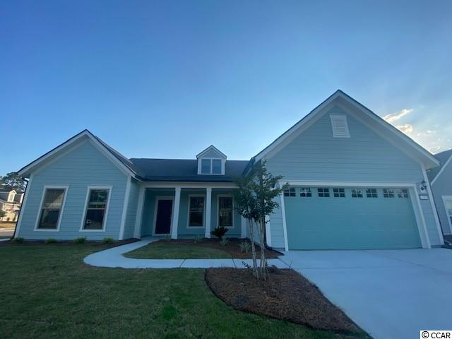 Tangerly Oak - Great corner homes site, gorgeous open floor plan great for entertaining, breakfast nook, kitchen work island, bartop seating space. 4 Bedroom/4 bath with upstairs loft and storage room.  Gourmet Kitchen, Stainless Steel Kitchen-Aid Appliances, French Door Fridge, Double Oven, Breakfast nook, Kitchen Island, Breakfast bar top and walk-in pantry. Great Owner's Shower in Master Bath with double vanities and his/her walk-in closet.  Gathering room leads to Carolina/Sunroom, Outdoor screened lanai and patio. Spacious Master Bedroom with Tray Ceiling.  2.5 car garage with tandem golf cart storage/work space and walk-up attic storage over garage. Energy Efficient Radiant Barrier Sheathing, and natural Gas Tankless Water Heater.  Best 10-year structural warranty, 5-year leak protection, and 2-year mechanical systems builder warranty.