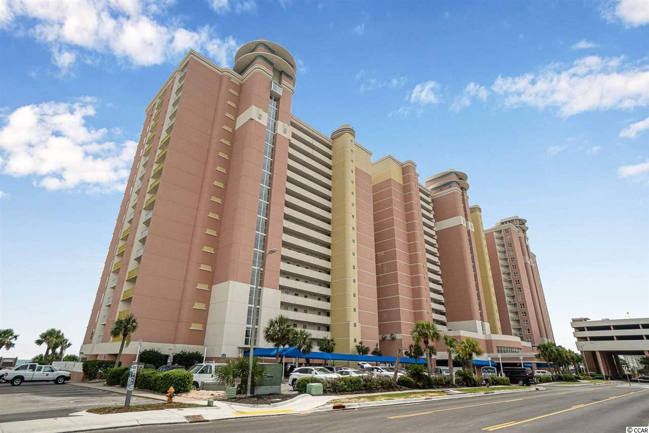 Must see! Breathtaking views from the 18th floor of this direct oceanfront, fully furnished, 1 bedroom 1 bathroom condo located in the Baywatch Resort. This unit features a true bedroom and sleeps up to 8 with 2 double beds, a Murphy and a pullout sofa bed. The fully equipped kitchen has plenty of cabinet space and offers everything you need to prepare your favorite meals after a long day at the beach. The bathroom offers a vanity and a shower/tub combination. Enjoy amazing direct oceanfront views from your private balcony while drinking your coffee or a cocktail! Bay Watch is a full-amenity resort offering indoor & outdoor pools, hot tub/spa, lazy river, restaurants, conference center, fitness center and more. Located In the popular crescent beach area of North Myrtle Beach, this resort is close to all of the wonderful dining, shopping, entertainment, golf & all that the beach has to offer. An excellent choice for a vacation home or potential rental. Come own a piece of paradise on the Atlantic beach! Don't miss out, schedule your showing today!