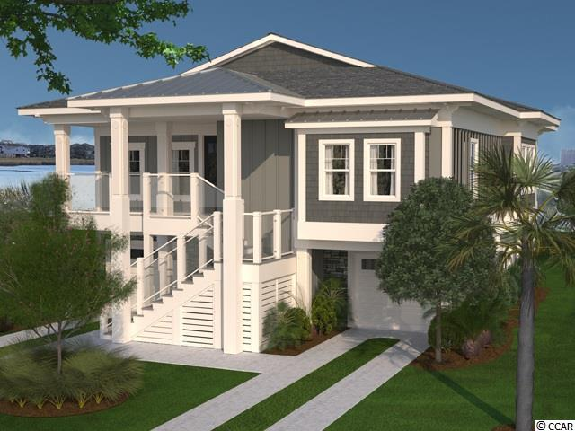 Brand New Gated Development In Cherry Grove Beach!!! - 100 year old live oak trees throughout - 1/4 mile of marsh front - Less than a mile to beach (walk or golf cart back and forth) -Natural Gas Community - Cherry Grove Beach voted #1 beach in SC and #11 in United States - Nature and walking trail around green space with lighted walkways  - Clubhouse and pool overlooking the marsh with meeting room, fireplace, full kitchen, workout center, pool, marsh walk, and sunrise gazebo. - private kayak launch for residents - Gated community. INCLUDES LAWN MAINTENANCE.