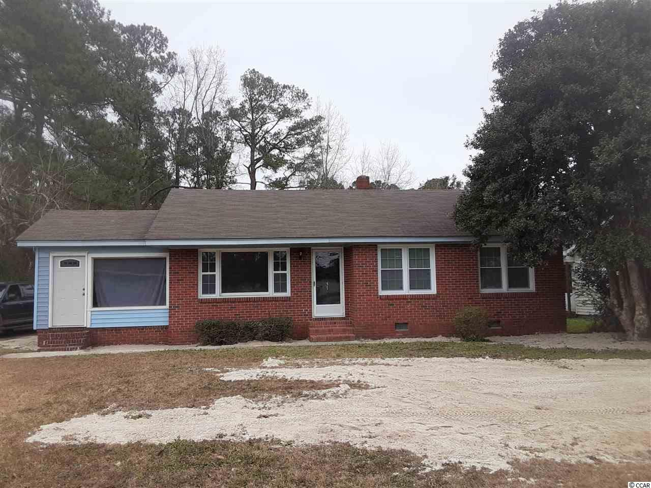 Great starter home or investment property. 3 bedroom and 1 bath with an added bonus room could be used a 4th bedroom. Located just minutes from Historic Georgetown shopping and dining. Has new A/C unit and fresh paint. Square footage is approximate and not guaranteed. Buyer is responsible for verification.
