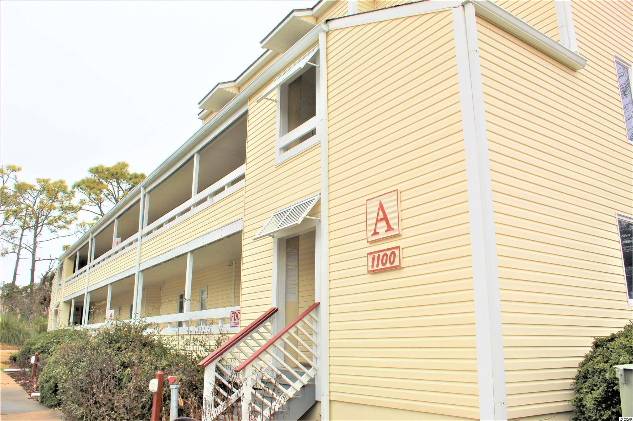Spacious two bedroom , two and a half bathroom condo located in North Myrtle Beach Golf and Tennis. Includes washer and dryer. Two balconies over looking tennis courts. Easy access to restaurants, shopping and across the street from the NMB Recreation center.
