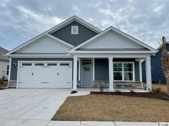 Emerald 1 Model new construction 3br/2ba one level home with an office &  2 car garage in Robber's Roost!  This great floor plan with 1,812 Htd Sqft. features Master Suite, open kitchen, living/dining room, laundry room, 2 more bedrooms, an office, laundry room & front porch!  Energy savings features include Low E windows, 14 Sear HVAC, Digital WiFi Programmable Thermostats, Tankless Gas Hot Water Heater & 200 Amp electrical service, security system with keyless entry. Too much to mention so come see for yourself! Additionally, Robber's Roost at North Myrtle Beach is a natural gas community east of Hwy 17 with a community pool coming for the 2021 swimming season & is located within walking, bicycle or golf cart distance to Tilghman Beach, the beautiful Atlantic Ocean w/ 60 miles of white sandy beaches and is close to Coastal North Town Center (shopping, dining, beauty, pets), Shag dance capital Main St., golf, boating/fishing in the ICW, entertainment and all the amenities of living in Coastal South Carolina. Whether a primary residence or your vacation get-a-way, don't miss ~ come live the dream! (Many new lots & plans to choose from).