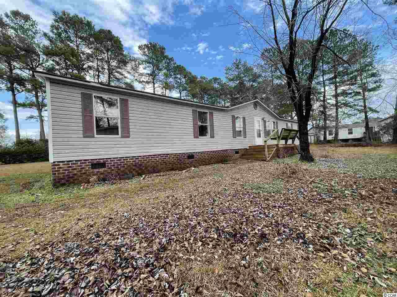 Great home located near Myrtle Beach! Minutes from all of what Myrtle Beach offers and Carolina Forest! This home is priced to sell! Don't miss out on this affordable four bedroom and two bathroom home. It was recently been painted and more! This home has been very well maintained!