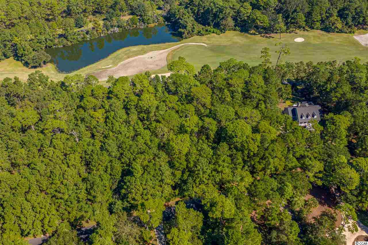 """Large lot on hole 6 with uncompromised views from your future deck - which will have a northern exposure - of wildlife and a lake!  The views are unending as there are no lots or homes across from the golf course in this area. Over a half acre situated in a gorgeous area of Debordieu.  The beach, tennis, and golf and fishing are just a golf cart ride away. DeBordieu Colony is one of the oldest beachside communities on the East Coast. It's a unique blend of wildlife, beach, and beautiful family homes. According to local legend, the name """"DeBordieu"""" was given to this area by the Marquis de Lafayette. After navigating secretly for 54 days in order to avoid being captured by the British fleet, Lafayette landed his ship Victory on June 13, 1777, and exclaimed, """"This land is so beautiful, it must be the borderland of God! (D'aborde Dieu)."""" Our southern pronunciation """"Debidue"""" comes from the local Gullah dialect. Some 400 years have not diminished the beauty that LaFayette found so captivating. With only 1,220 homesites on 2,700 acres, and hundreds of acres established as a wildlife preserve, DeBordieu Colony will delight residents and guests for generations to come."""