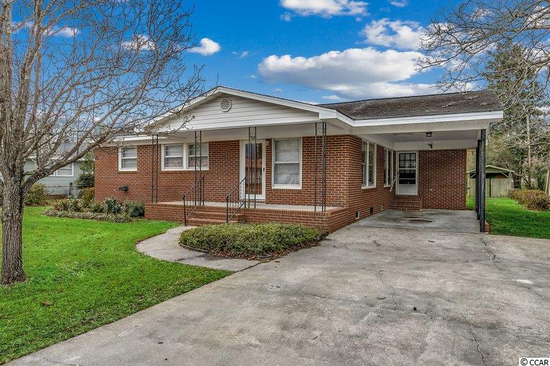 """Home is being sold """"AS-IS"""". All brick 3 BD/1 BA home located in Conway City limits. Just minutes from Downtown Conway."""