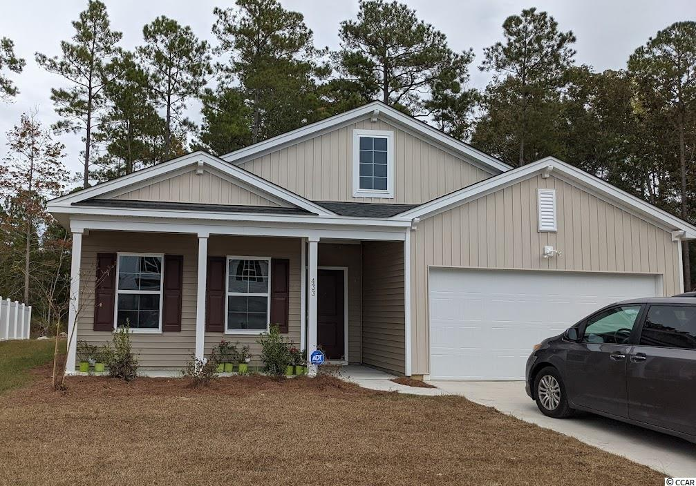New Community, Mungo Homes now selling in Sugarloaf! Just minutes from Myrtle Beach and North Myrtle Beach, shopping, beach and we're in the Carolina Forest School district!  This is a standard Dorchester plan, TO-BE-BUILT on any available lot.  Base price, plus lot premium if applies, plus options and upgrades will determine final selling price.   Call for details regarding purchase and finance incentives.  The Dorchester plan offers 1,655 htd sq ft for single story, up to 1971 Htd SF with optional Bonus Room!  An open floor-plan, 3 bedrooms, 2 baths, the split-bedroom design has the option to add a formal dining room, office, or a 4th bedroom on the first floor.  Covered porch is optional.  Not the right home? We offer 6 other home plans, from 1,655 to 2,771 Htd SF, 3-6 bedrooms, 2-4 baths, we're sure to have the right home for you!  All homes include 2 car garages. Included features: Advanced Framing; Gas heat; Tank-less Gas hot water; Recessed Ceiling lights in Kitchen; GE Appliances; Kitchen Granite counter tops; Programmable Thermostats; 9' ceilings on first floor; Energy Efficient with LED bulbs, 14-SEER HVAC system, Air Barrier and Sealing; Architectural Roof Shingles; Vinyl siding with Lifetime Warranty.  Many options/upgrades available to personalize your new home!  Buy with Peace of Mind with our Nationally Recognized Customer Service Care and our homes are backed by the QBW 2-10 year Warranty.   Renderings and photos are shown with options.