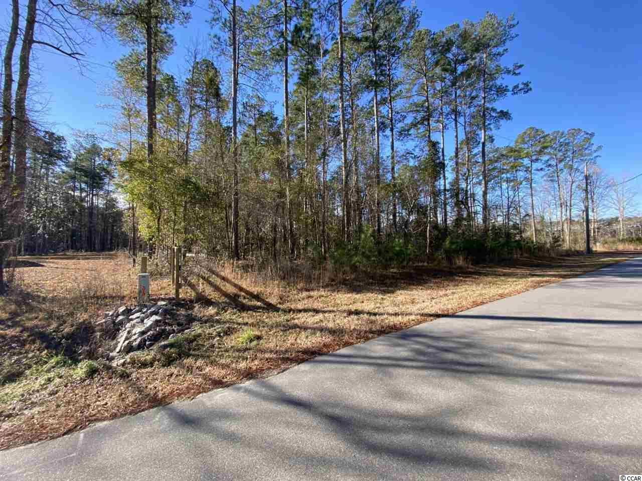 3 residential homesites zoned R1 in the city limits of Conway- public water and sewer available- Lot 1 is 0.36 acres- Lot 2 is 0.36 acres- Lot 4 is 0.73 acres
