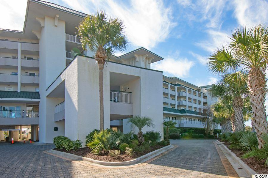FULLY Renovated- OCEAN Front in HIGHLY sought after BRIDGEWATER- Litchfield By The Sea. 4th floor-Left side (closer to ocean) unit. Sleeps 6! KING bed w/added Murphy bed & Sofa sleeper. Two 1/2 baths & one shared tub/shower combo! King-DELUXE unit. LPV Floors 2019, All furniture Conveys and new -2018. All Stainless Steel Appliances 2018. QUARTZ counters in kitchen & baths. Updated vanities/cabinets in both 1/2 baths. All new sinks & faucets in kitchen & baths. Fully Painted & popcorn ceilings removed 2018. Garbage disposal 2019. NEW toilets 2019. New Mattresses 2019. Heat units-ductless, All heat elements replaced 2021.Roof replaced 2018/2019. Fully Furnished. BW is the ONLY building in LBTS to have 4 POOL-LAZY River, standard, kiddie & INDOOR pool, 2 jacuzzis (indoor & out), fitness area, conference center & event room. Lazy river, outdoor pools and spa are currently in the process of being resurfaced starting 2/16/21 and should take about 3 weeks!  Will have new tile!  Elevator in Building.  Miles of paved Bike paths, fishing piers, on site restaurant, coffee shop, ice cream, 2nd lazy river and more! Live music in summer at THE DECK. Private gated entrance to the beach. Security cameras in BW. Rents yearly with so many golf courses in the area! Daily room service if you use LBTS rental program. Bridgewater is a resort inside a resort and a unique place unlike any other.