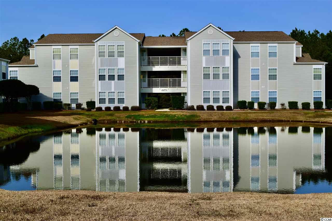 Don't miss out on your chance to own this immaculate 1st floor condo in the desirable neighborhood of Southbridge located less than 3 miles from the beach. This 3 bedroom 2 bath condo has hard surfaces throughout the living area and new carpets in all the bedrooms. Large open floor plan...you can enjoy your morning coffee while looking out at the pond. Freshly painted and ready to move in.  A great opportunity whether you are looking for a primary residence, investment or second home. This won't last long! Centrally located near shopping, dining and medical facilities.  This is an estate sale and is being sold As-Is.