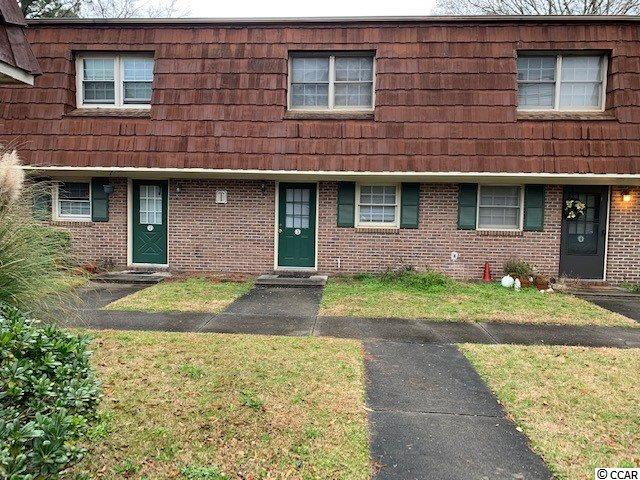 THIS UNIT FEATURES BRAND NEW CARPETING. NICELY POSITIONED IN COMMUNITY.  WALK TO CLASS AT CCU.  A MUST SEE. SELLERS MOTIVATED BRING US AN OFFER. GREAT FOR INVESTOR BUYER, COLLEGE STUDENT, OR FIRST TIME HOME BUYER.