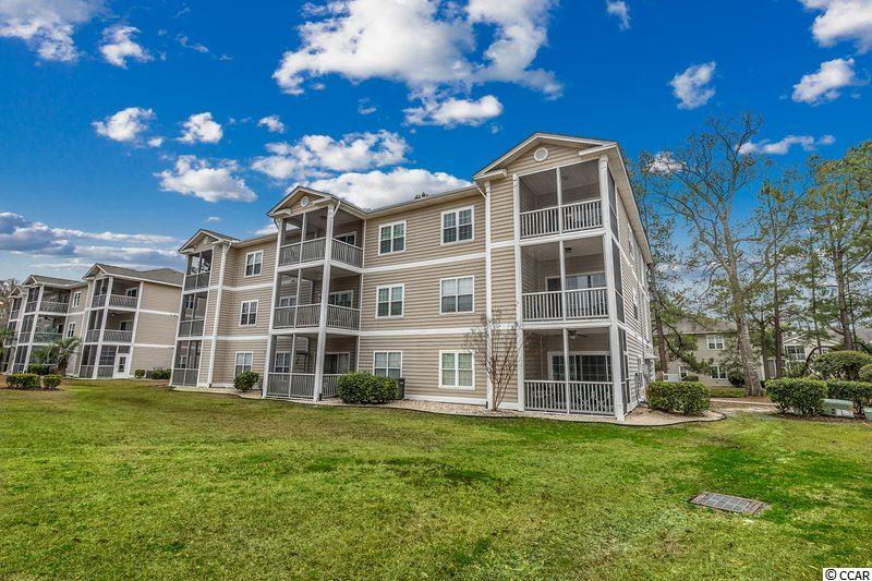 Located in beautiful Murrells Inlet, this updated and affordable condo is just what you have been looking for!  This 2 bedroom, 2 bathroom end unit has been well taken care and is move-in ready!  The end unit boasts an open floor plan with stainless steel appliances in the kitchen. This condo also allows a lot of natural light inside due to the additional windows since it is an end unit.  The stunning floors have been laid throughout most of the condo providing a gorgeous contrast and easy maintenance.  You can take your coffee out on your screened-in porch of the mornings and enjoy the beach weather!  With this central location, you are close to it all!  The delicious food and live entertainment of The Murrells Inlet Marshwalk is less than 5 miles away.  And relaxing on the beach and listening to the ocean waves is just over 3 miles away.  Sweetwater has a community pool and plenty of space to walk. Building Insurance is included in the monthly HOA dues. New AC Unit & Air handler installed April, 2020.   Make sure to put this one on your short list of places to see!