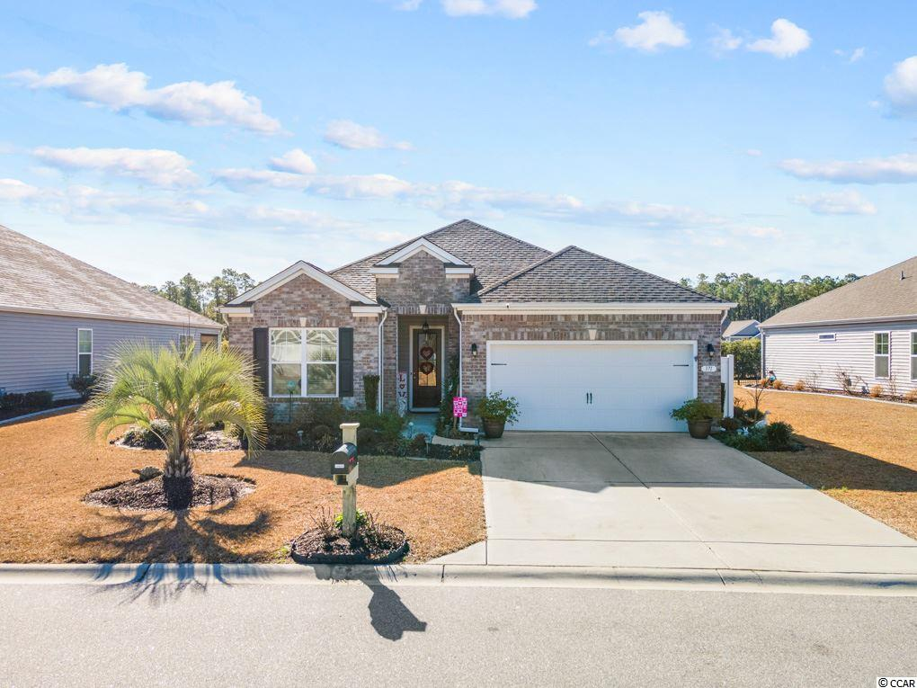 This is your opportunity to live in a Resort Style & Natural Gas Community! This beautifully, well-maintained 3 bedroom, 2 bathroom home in Tuscany is your chance to live happily ever after in Myrtle Beach. The Eaton Floor plan by DR Horton is one of the most desire-able options in this neighborhood. It is a 2017 build located down the street from the Amenity Center and Clubhouse which provides an adult pool, kids pool, lazy river, hot tub, 2000 sqft gym, and a movie theatre. The community is about 15 minutes from the beach, 12 minutes from the airport, 12 minutes from Broadway at the Beach, and 7 minutes from the Tanger Outlets. The location provides easy access to highway 501 and highway 31 to travel North, South, or inland. Have your Realtor show you this ASAP!