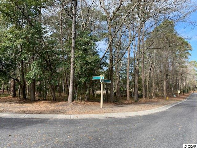 Tidewater Golf course community building lot with over three hundred foot of road frontage to build your dream home or vacation getaway. You do not want to miss this great opportunity to have a gorgeous homesite on the #7 Tee box looking straight down the lush fairway. This highly sought after community has a 24 hour guarded gate and countless amenities for you to enjoy in the mild climate of North Myrtle Beach such as a fitness center, two pools, tennis courts, restaurant, Golf & Pro Shop. When you are ready to hit the beach it is only a quick five to ten minute drive to the Tidewater Ocean Front Beach Cabana where you can spend countless hours enjoying the beautiful Atlantic Ocean on Cherry Grove Beach. The gated community is within 10 minutes of hospital, medical offices, shopping center, Publics grocery, fine dining restaurants, shagging clubs, live entertainment and many golf courses. Main St. with free concerts in the summer and the excitement of all the local annual parades is only 10 minutes down the road. Great location with quick and easy access to all the Grand Strand has to offer. Call to today and make it yours! Square footage is approximate and not guaranteed. Buyers responsible for verification.