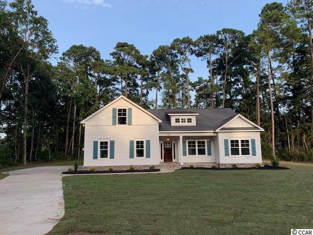 Brand New Construction Home with features. On Golf Course, No HOA, Large lot, Room for Pool, Golf cart to beach, the list goes on. Will not last long.   Choose your colors and features.