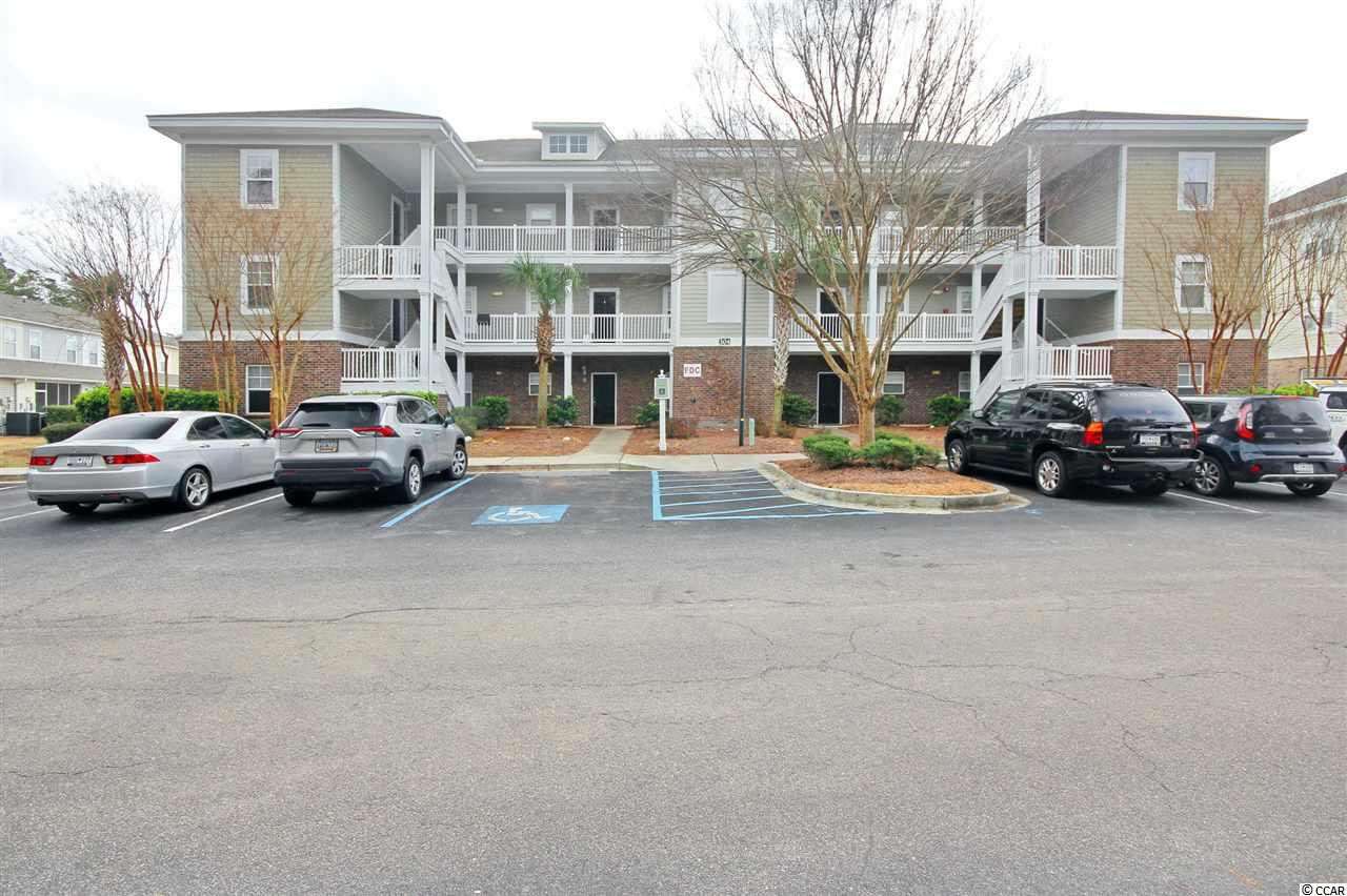 Great 1st floor condo in Kiskadee Park located in the Wild Wing Golf community. This 2BR 2BA unit is a short 5 minute drive to Coastal Carolina University and Horry Georgetown Technical College. The Condo has an open floor plan with good size bedrooms. The screened porch is quite large and has an attached storage closet. The Porch offer an amazing view of the lake. The Kiskadee Park community offers a pool, basketball courts, and grill and picnic tables overlooking the pond. All measurements and square footage are approximate and are not guaranteed Buyer is responsible for verification .