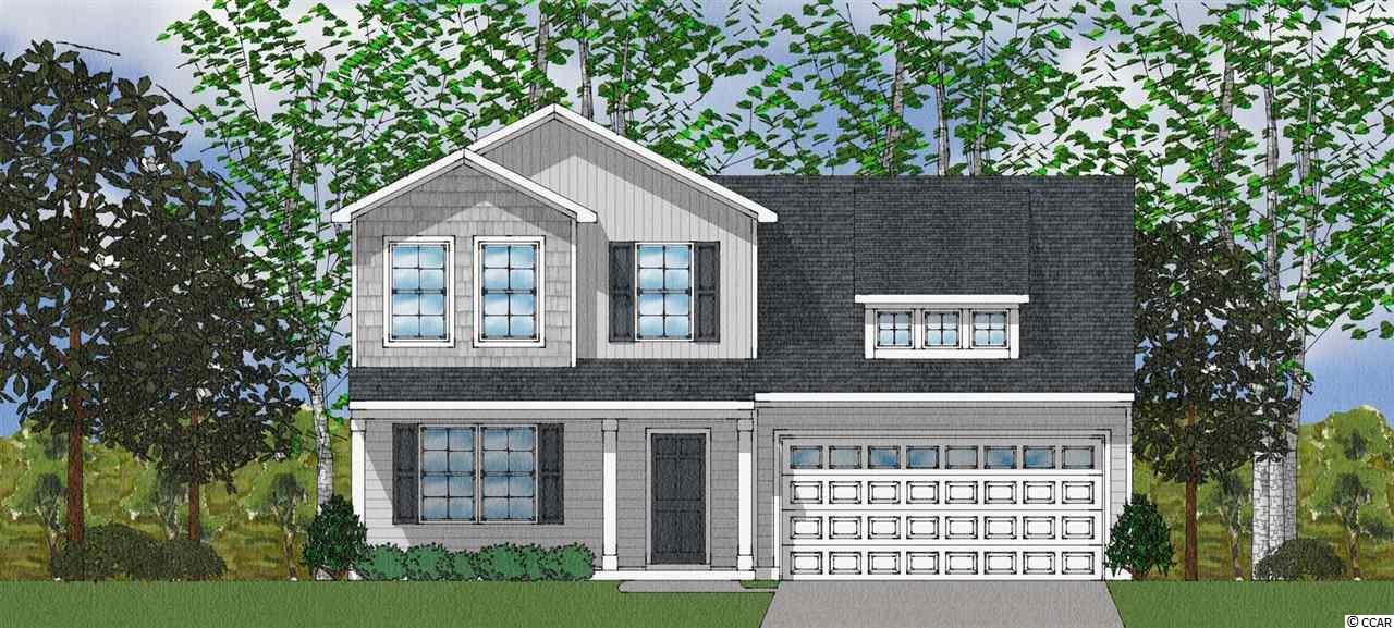 Coastal Point West in Conway will feature tree-lined streets with sidewalks on both sides. A Natural Gas community with Community Pool!! This home is under contract and set to complete by September. Our popular Pickens plan features Primary Bedroom on 1st floor, along with a Flex Room and open kitchen/family room.  Upstairs are 3 additional bedrooms with walk-in closets and a loft.  A covered patio, Stainless Steel electric appliances, upgraded white cabinets and flooring are among the options in this home. Not the right home? We offer 8 other home plans, from 1,264 to 3,049 Htd SF,3-6 bedrooms, 2-4.5 baths, we're sure to have the right home for your buyer! All homes feature 2-car garages; Advanced Framing; Gas heat; Tank-less Gas hot water; Recessed Ceiling lights in Kitchen; GE Appliances; Kitchen Granite counter tops; Programmable Thermostats; 9' ceilings on first floor; Energy Efficient with LED bulbs, 14-SEER HVAC system, Air Barrier and Sealing; Architectural Roof Shingles; Vinyl siding with Lifetime Warranty. Buy with Peace of Mind with our Nationally Recognized Customer Service Care and our homes are backed by the QBW 2-10 year Warranty. Ask about our current incentive! Photos shown are of a furnished model home.