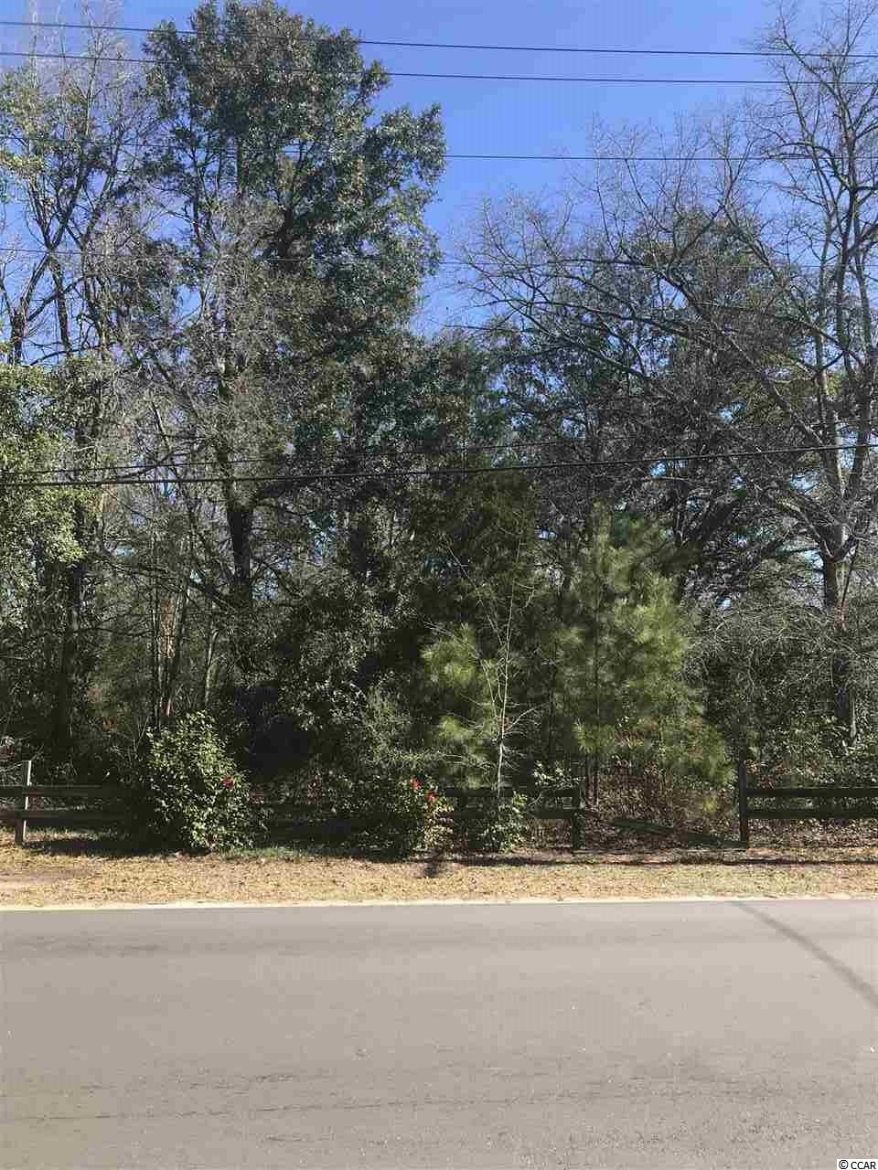 If you're looking for a vacant lot close to downtown Conway then look no further.  Parcel is currently in the county but can be annexed into the city to gain access to public water.  Lot will require a septic tank.  Perk test has not been competed by the seller.  Neighborhood has no HOA fees.