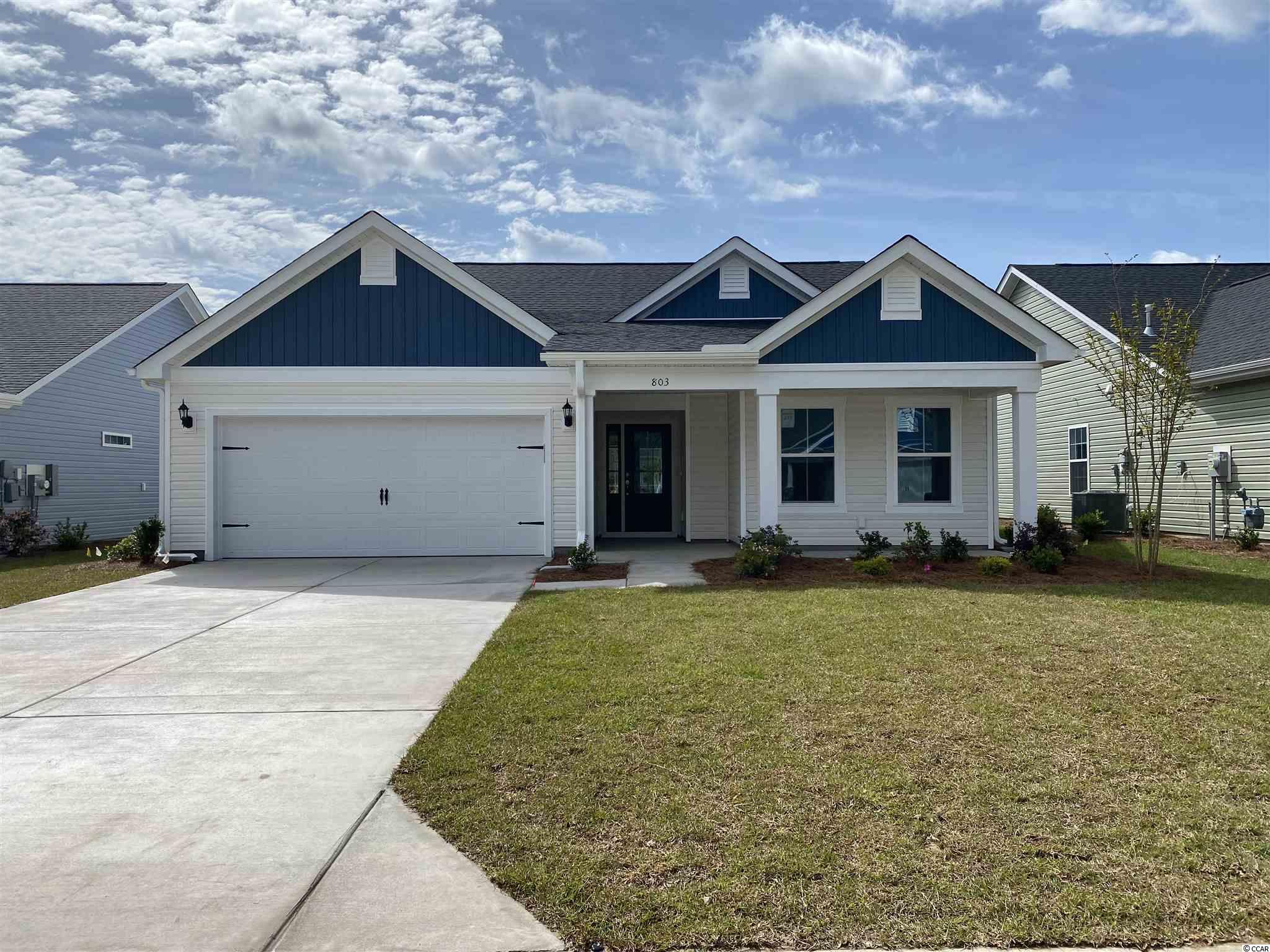 Visit Palm Lakes to day to see our decorated model. Choose from 7 floorplans and make it your own by selecting from a variety of structural and design options.  Located between the sleepy fishing village of Little River and eclectic vibes of North Myrtle Beach, Palm Lakes is convenient to everything the north end of the Grand Strands has to offer. Quick access to major roads like Hwy 31, Hwy 90, Hwy 17 and Hwy 9, you're minutes to wide, sandy beaches, championship golf, great shopping, amazing nightlife and first-class medical facilities.  With its beautiful boulevard entry lined with palm trees, owner's clubhouse and swimming pool, Palm Lakes offers Natural Gas. If that isn't enough, Palm Lakes is a mere 2 miles from the new North Myrtle Beach Sports Complex. The park offers a diverse selection of sport facilities that are easily accessible and can accommodate most everyone. Enjoy everything that North Myrtle Beach and Little River has to offer when you make Palm Lakes your home.