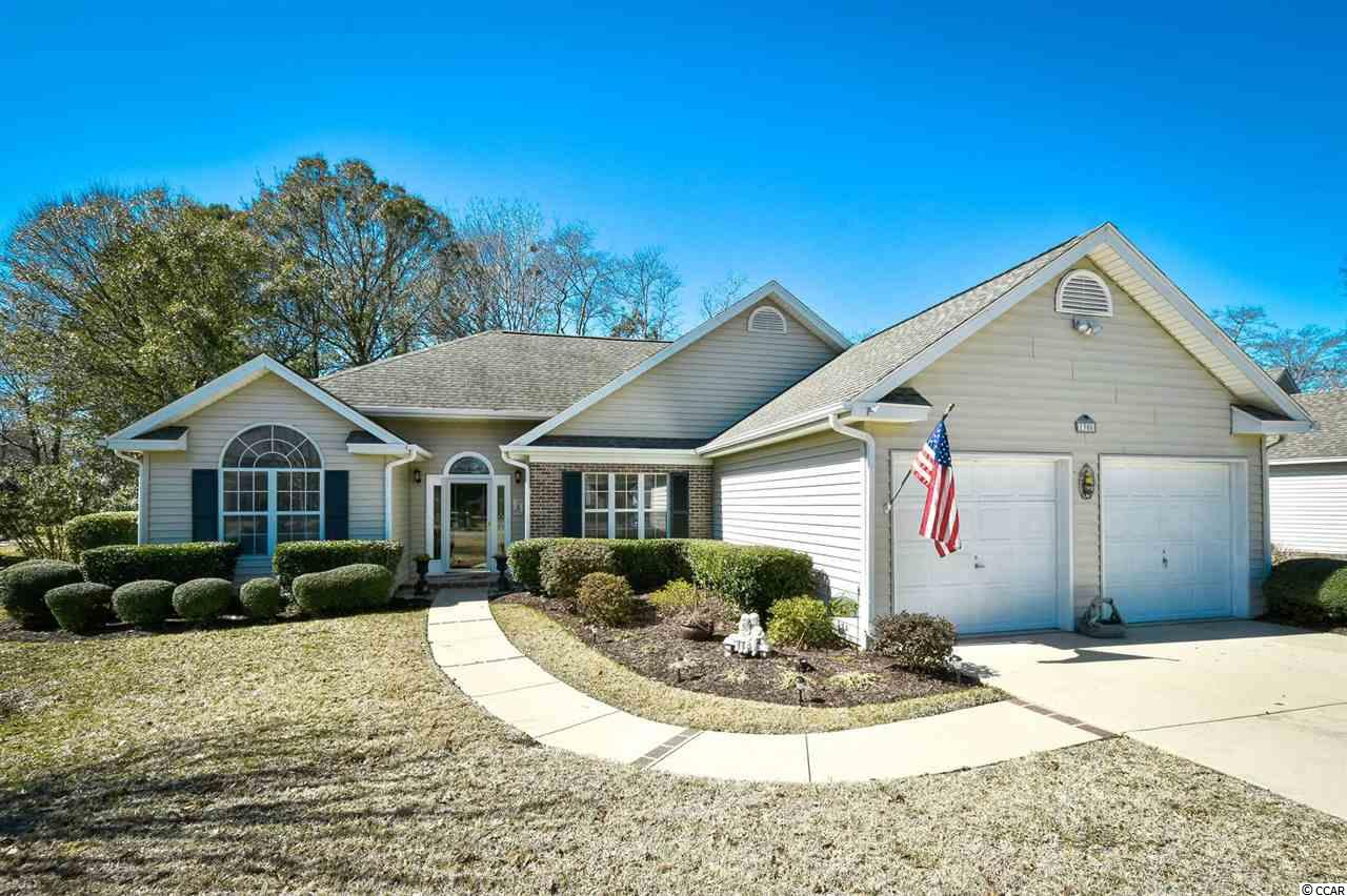 This house is the MUST SEE house in Southwood!! Some of the MANY upgrades inside the house include, hurricane tinted windows through the home, garbage disposal replaced in 2019, all NEW faucets in the kitchen, along with granite countertops, the guest toilet was replaced in 2017, new granite & new faucets in the master bathroom and skylights installed in the home. This beautiful house has everything your family could need; a Carolina Room, a split bedroom plan, , walk in shower & linen closet in the Master bathroom, tray ceilings in the Master bedroom, Eat In Kitchen and of course, a laundry room!!  Outside, you'll find a FENCED in BACKYARD that was placed in 2020, a newly resurfaced driveway, in-ground sprinkler system and the outside lights & motion lights were just replaced in 2019. What more could you ask for, this is the home you've been looking for!!