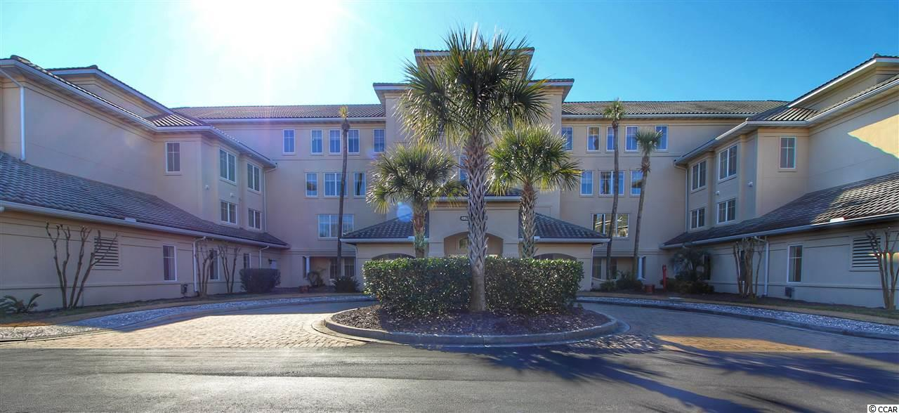 Beautiful 3 bedroom 2 bath Sonoma floor plan directly on the inter coastal waterway located in Prestigious Edgewater subdivision in popular Barefoot Resort. Edgewater is Barefoot Resorts only Gated community and secure building complex. You will love the waterway views from all windows within the unit. The unit is very spacious and offers over 1650 heated square feet. The kitchen is very large with more than enough cabinets and countertops. The master bath has double sinks, whirlpool tub, and shower. A lot of condo units in the area do not have storage space. This unit has a separate detached storage unit just down the hall from the unit and a U-STORE-ULOCK unit just off the garage. The building is located just steps to the private clubhouse with fitness center, swimming pool, and day docks for your watercraft. All owners of Edgewater also are members of the Barefoot Beach Cabana with private parking and access that is now under construction  For those who do no want to drive there is a shuttle service that's offered from Memorial Day to the end of October to and from the Beach Cabana. Owners are also allowed their own personal golf cart that can bedriven throughout the resort and to and from the Beach. Barefoot Resort offers many amenities: Four championship golf courses designed by Pete Dye, Davis Love, Tom Fazio, and Greg Norman, 4 onsite restaurants, a 15 ,000 square foot pool directly on the waterway, and finally a marina where there are boat slip, jet skis, and boat rentals. No other resort offers so much. Hurry Paradise awaits. SELLERS HAVE A TRANSFERRABLE GOLF MEMBERSHIP THAT CAN BE TRANSFERRED FOR A SMALL FEE.
