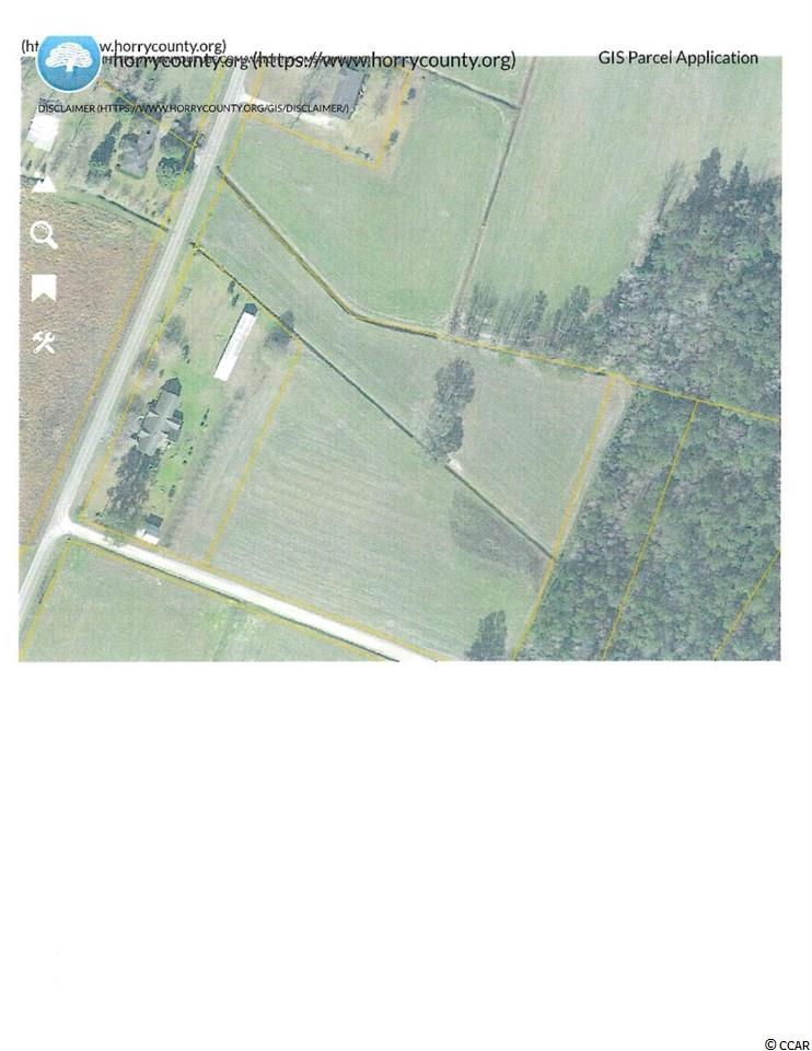 Grand Strand Water and Sewer will be going by the property soon but is available on hwy 66 now. After the survey was completed the lots got bigger but the price did not change. The lots will  be deed restricted to stick built homes only.