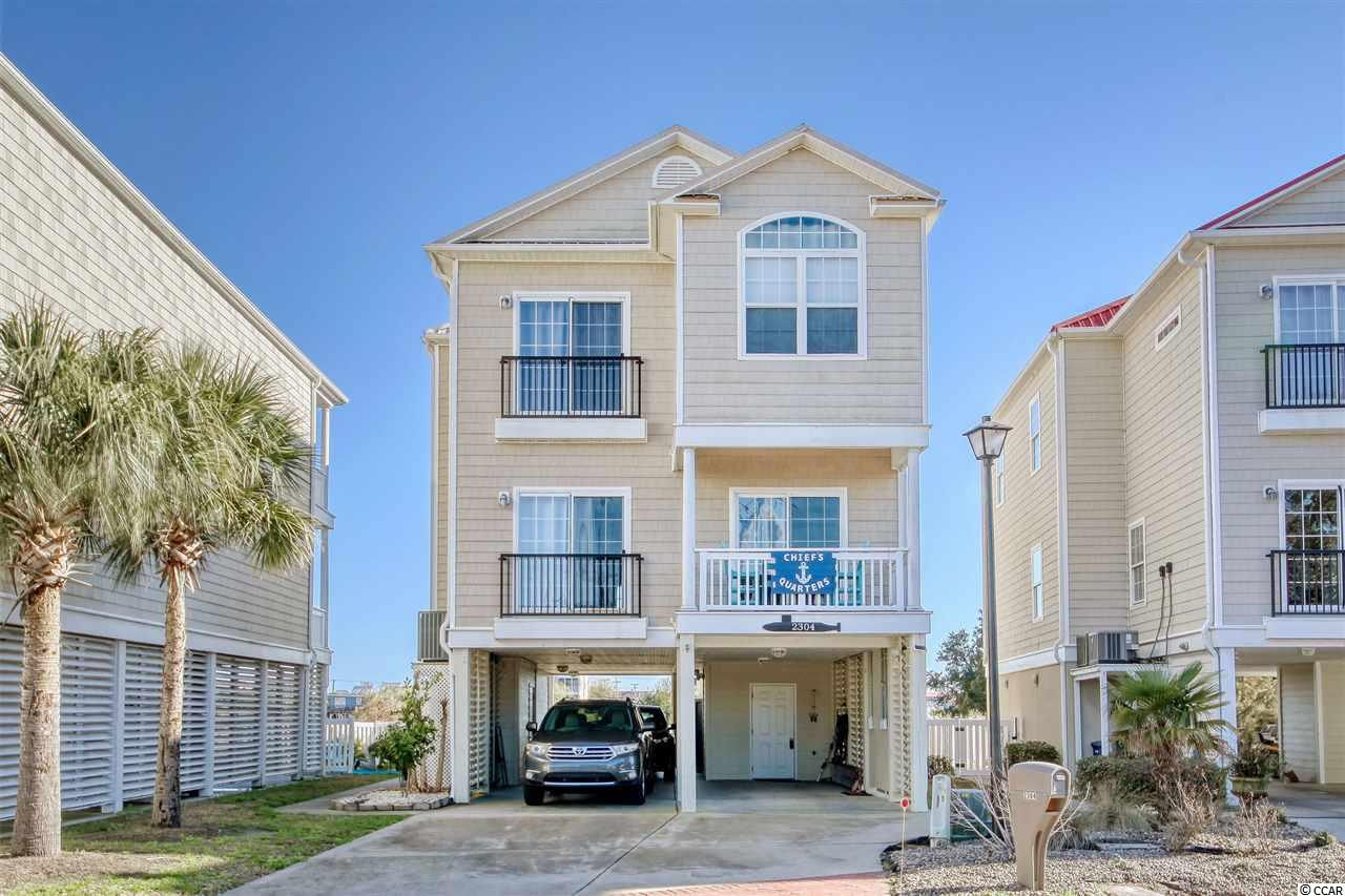 Don't miss this amazing opportunity to enjoy the beautiful marsh views and close proximity to the beach this Pointe Marsh Home has to offer. Only 1/2 mile to the beach, this home has 5 bedrooms and 4 bathrooms, with an elevator to all floors making the entire home handicap accessible. Features 2 porches were you can relax after a day at the beach and enjoy the view. Kitchen has been recently remodeled as well.  There is ample parking and room to enjoy cooking out under the home and in the sitting area near the marsh. All measurements and square footage are approximate and are not guaranteed Buyer is responsible for verification .