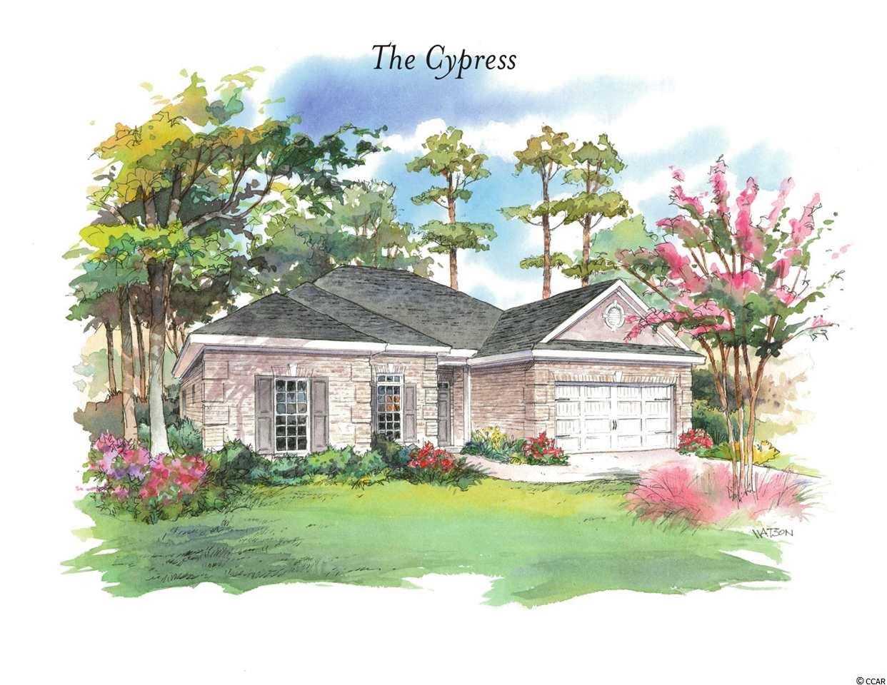 This home is To Be Built, so buy now to custom build your all brick home in one of the finest neighborhoods in the grand strand. The Cypress plan here has been our most popular plan, offers a large covered porch surrounded by a paver patio and is on a corner Lot. Cipriana Park at Grande Dunes offers single family homes nestled in the Ocean Village of the premier community, Grande Dunes. This boutique community has only 4 vacant Lots remaining and is conveniently located to all Myrtle Beach has to offer; beautiful beaches, a treasure trove of restaurants, award winning golf, entertainment venues, designer outlets and shopping, state of the heart medical facilities and much more. All of the conveniences are within walking distance. Grande Dunes provides the finest amenities in the coastal Carolinas, with its' private Ocean Club, Marina, Tennis Club and Championship Golf Courses. One of the area's finest and most desired builders, Traditional Homebuilders, constructs your home to be well above necessary codes and standards by using the highest quality materials, finest and consistent contractors, constant supervision and attention to every detail. Come live the Grande life. Please Note: Photos of the home are not this home but are from a past Cypress Model Home.