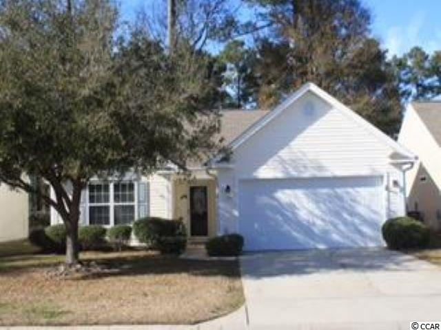 Come see this house in the quiet Inverness community! 3 bedrooms, 2 bathrooms, beautiful vaulted ceilings in the living area, Carolina room, and two car garage. This home had the HVAC system replaced just a few years ago, and had the duct work cleaned (Feb 2021). Sit out back in your Carolina room and watch the golfers pass behind your backyard. Great location just minutes to Tanger outlets, golfing, beaches, shopping, attractions, and more! All measurements are estimated.