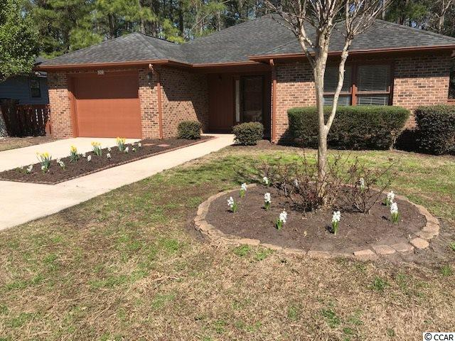 Myrtle Trace 2BR/2BA home in 55+ Community.  Large open floor plan, tiled foyer, breakfast nook, stainless appliances, jacuzzi tub, W/D & more!  Very active community that offers: clubhouse & outdoor pool.  Close to fine dining, golf, shopping, shows, hospital & most anything else you want or need.