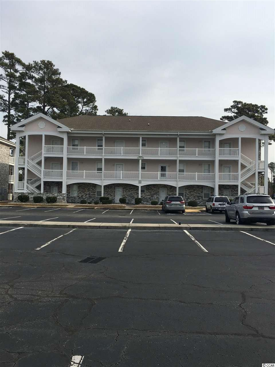 Welcome home to this furnished, one bedroom, one and a half bathroom unit located in the golf course community at Magnolia Place. Entering the unit through the foyer, you are welcomed by the bright and open floor plan.  Enjoy cooking and entertaining in a kitchen that is open to the living and dining area that features a vaulted ceiling and a bay window that floods the space with natural light. The master bedroom is a peaceful oasis with a vaulted ceiling and ceiling fan to end your day. Less than 2 miles to the sandy shores of the beach for a day full of sun and fun! For additional entertainment, there's Broadway at the Beach with amusements, restaurants and shopping, or you can enjoy a fun golfing experience at Top Golf, and of course there is the downtown oceanfront Boardwalk. A great unit in a perfect location to call Home!