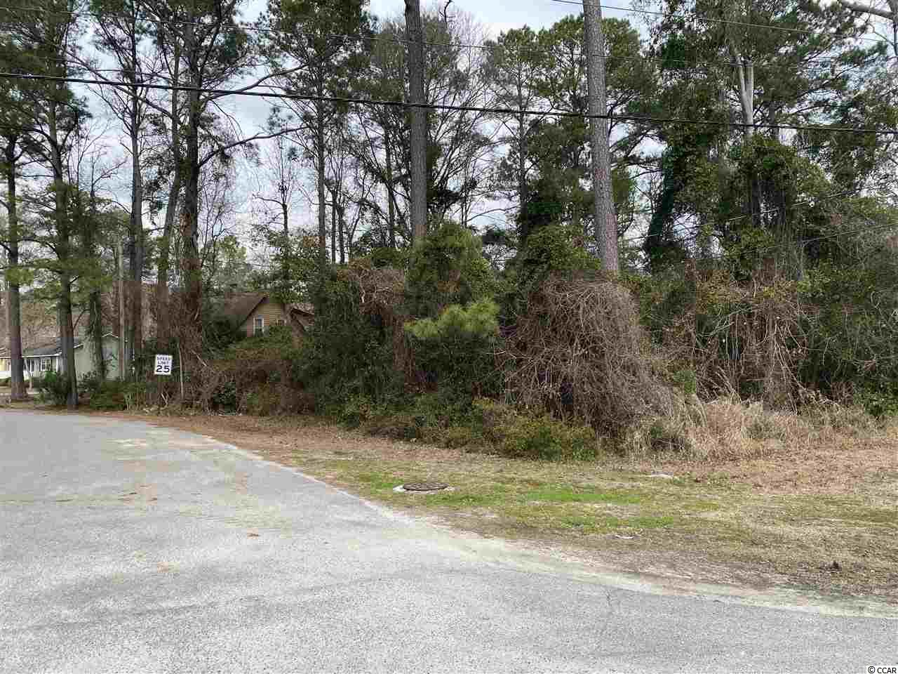 The ideal location to build your primary residence or beach house!  This corner  double lot in the family friendly Riverside community is close to the intercoastal waterway, multiple boat launches, minutes to Little River Inlet,  waterfront restaurants, Cherry Grove Pier and only a short golf cart ride to the beach!  The lot is located on the corner of Little River Neck Road and 26th Avenue North.  No timeframe to build with the builder of your choice!  No home owners association bring your boat and be in the water in minutes! Contact your Realtor for more information today!