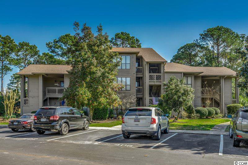 Welcome to this beautiful one bedroom, one bathroom condo located in Indian Wells Golf Villas in sunny Murrells Inlet, SC. This unit features a living/dining room combination with beautifully upgraded plank flooring throughout the unit. Each unit has 2 assigned parking spots in front. The amazing community pool is only a short walk from this unit. Enjoy your morning coffee from the screened balcony. An additional bonus is the community Pavillon featuring grills and picnic tables. Only minutes from Garden City Beach, shopping and dining. This unit won't last long so be sure to schedule your showing today.
