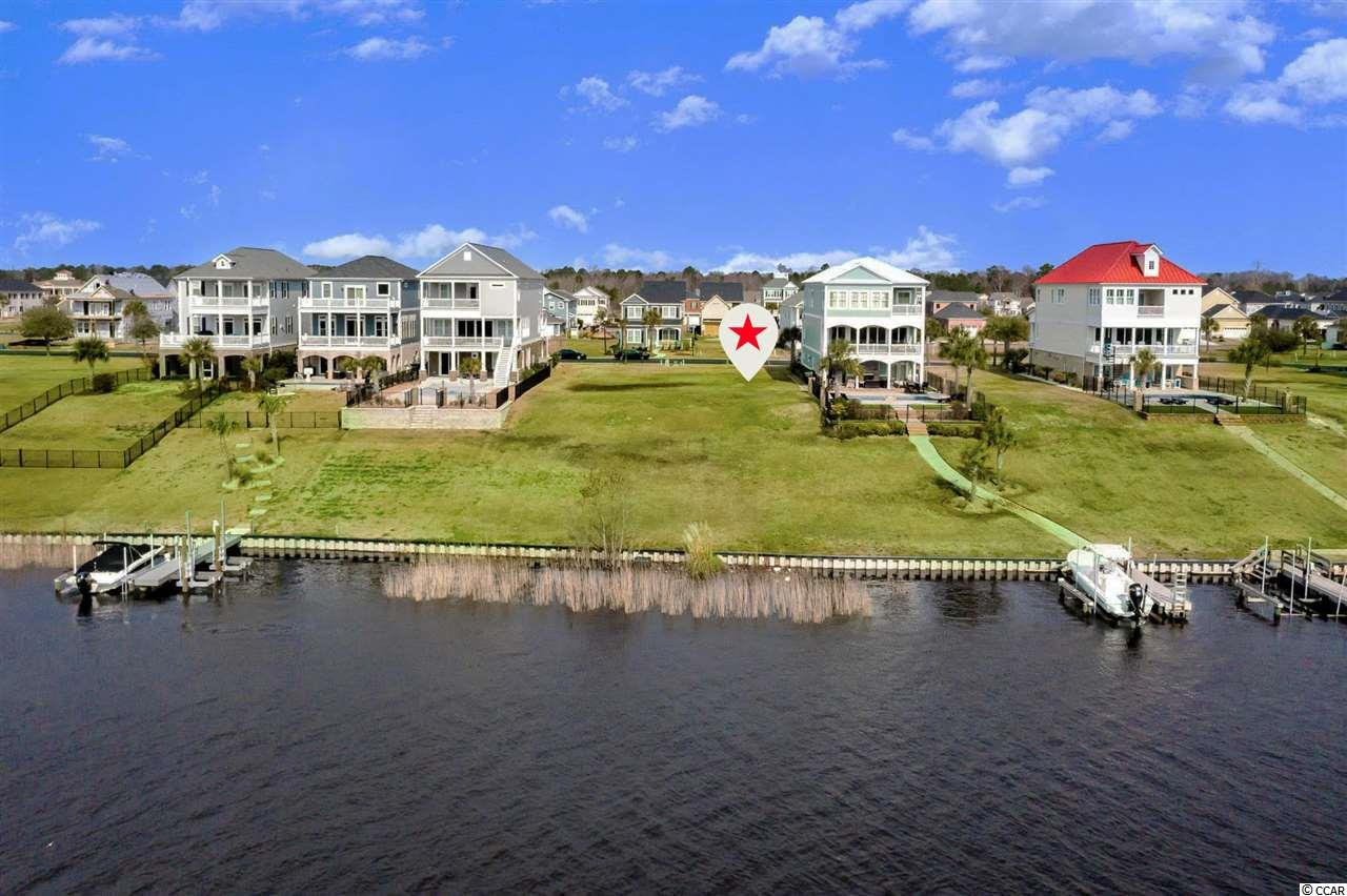 Are you looking for a community that you can choose your own builder with no timeframe to build?  Waterway Palms is one of the finest Carolina Forest neighborhoods in Myrtle Beach.  Waterway Palms Plantation community offers wonderful amenities including a clubhouse, pool, tennis courts, boat launch, boat storage, 14-acre lake, playground and more.  Conveniently close to Myrtle Beach airport, schools and so much more.  This waterway lot is .22 in size.