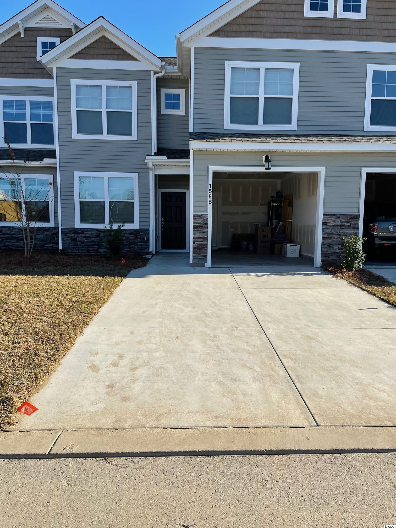 This is what you have been waiting for!!! Experience the ultimate in carefree, low maintenance living at Berwick at Windsor Plantation -a townhome community. Whether you're looking for your first home, relocating to the area, or searching for the ideal second home at the beach, chances are you'll find exactly what you're looking for at Berwick. This home is thoughtfully designed with 3 bedrooms, 2.5 baths, a loft and a 1 car garage. You'll enjoy easy living with a first floor master bedroom, bath, and utility room.  While someone else maintains the exterior of your new home, you can relax in our refreshing community just steps from your front door.  Berwick's convenience continues with an ideal location that provides quick access to all major roadways including Hwy. 544, Hwy. 17, Hwy 31, and Hwy 501. Plus, you'll enjoy nearby dining, shopping, medical facilities, golf courses and entertainment along with being just a short drive from Broadway at the Beach, the Tanger Outlets, the Myrtle Beach Airport, Barefoot Landing, Murrells Inlet and 60 miles of celebrated coastline and Myrtle Beach's Golden Mile. . *Photos are of model home and do not reflect color selections and options of actual unit for sale.*