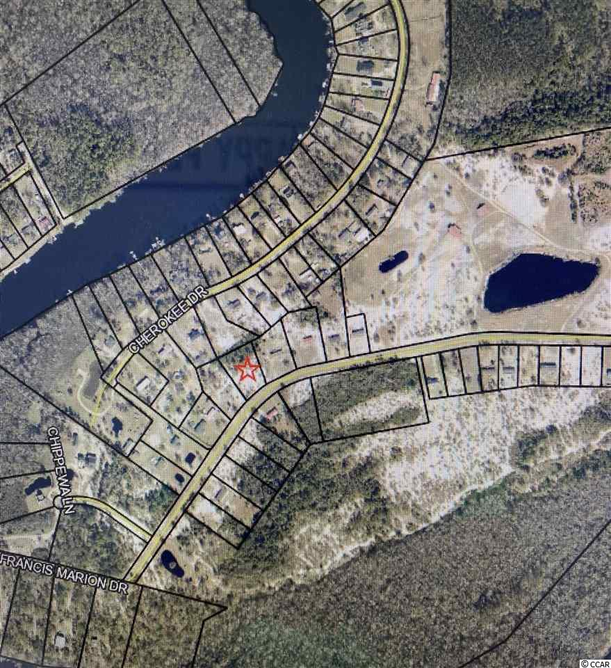 Beautiful 1 Acre home site in the Black River area off of Hwy 51 in Georgetown, South Carolina. Partially cleared and you can build in your own time frame!  It's very hard to find land to put a mobile home but this can be done here.  Short distance to public boat landing on the Black River.  Located close to historic Georgetown waterfront Harbor Walk, shopping, wonderful restaurants, fresh seafood vendors, and access to five rivers that surround the area with an easy drive to Pawleys Island, the closest public beach access.  *Buyer is responsible for verifying square footage.
