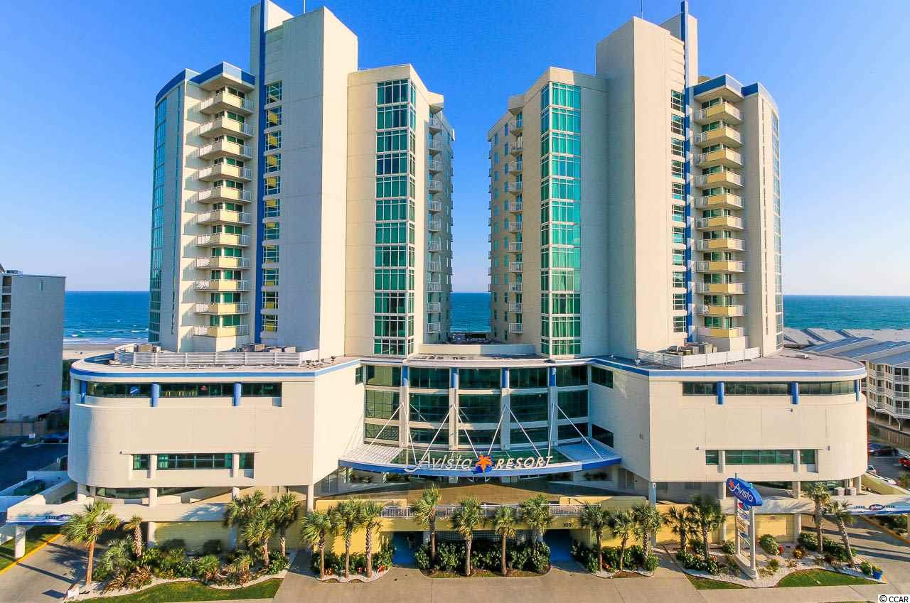 ENJOY VIEWS OF THE ATLANTIC FROM THE 14TH FLOOR BALCONY IN THIS FULLY FURNISHED OCEAN FRONT 1 BED / 1 BATH CONDO AT AVISTA RESORT. AMENITIES GALORE INCLUDING: FITNESS ROOM, CONFERENCE & BANQUET ROOMS, ON SITE RESTAURANT. POOL AREA AMENITIES INCLUDE: OUTDOOR POOL/INDOOR POOLS, HOT TUBS, LAZY RIVER, AND CHILDREN'S POOL. CLOSE TO ALL MYRTLE BEACH HAS TO OFFER! WALK TO RESTAURANTS, ENTERTAINMENT, AND SHOPPING. DON'T MISS OUT ON THIS GREAT OPPORTUNITY!