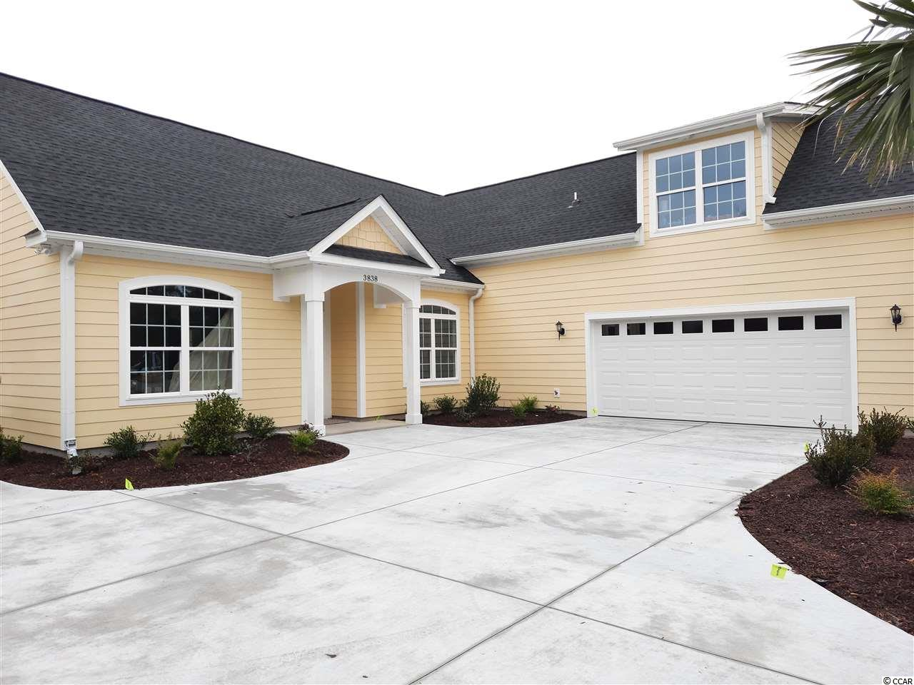 This custom built home at 3842 Journey's End Road features just about everything on the checklist. Centrally located in Murrells Inlet, you are a half mile from Wacca Wache Marina, and, about 2 miles from the Marshwalk. NO HOA, with plenty of room for all your toys. This home features an over-sized garage with a bonus room and private half bath. If open floor plan is what you want, here you go. Split bedroom plan with than ample space. Featuring plenty of closets, a pantry, and, laundry room. No carpet, all luxury plank floors throughout. Granite counter-tops , stainless steel appliances, custom cabinets features in the kitchen. Expansive rear porch with plenty of room for a grill, table, and, rocking chairs. Come take a look before it's gone. *** the pictures are from a very similar home that has recently sold.