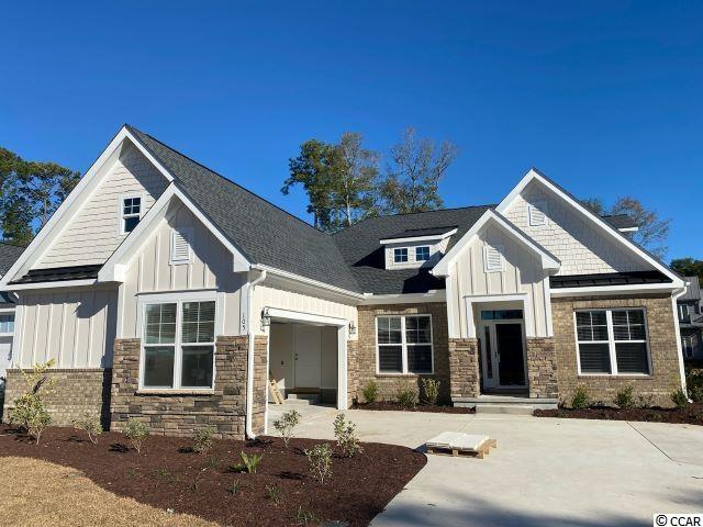 The wait is over for this new phase of Pawleys Plantation. This is a to be built plan with the standard features pricing that is ready for your input on the options and colors.  The home includes granite countertops throughout, 9 foot ceilings, crown molding and tall baseboards, lawn irrigation and much more! All measurements are approximate and can be verified by Buyers Agent/Purchaser.  This home is the Nettles B Model.  Don't miss this opportunity to own the home of your dreams in Pawleys Plantation!