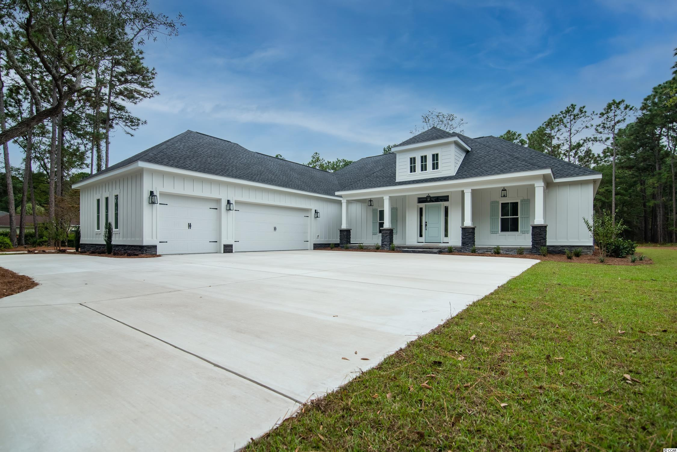 Beautiful Low Country home with all the coastal style you've been looking for. The home is currently under construction in Pawley's Plantation. If you put this one under contract now you can be part of the process moving forward.